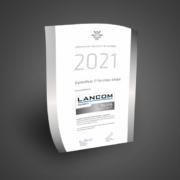 Datenfluss IT-Services Lancom silver partner 2021