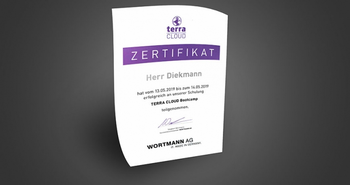 Wortmann Terra Cloud Bootcamp