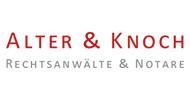 Alter & Knoch Rechtsanwälte & Notare